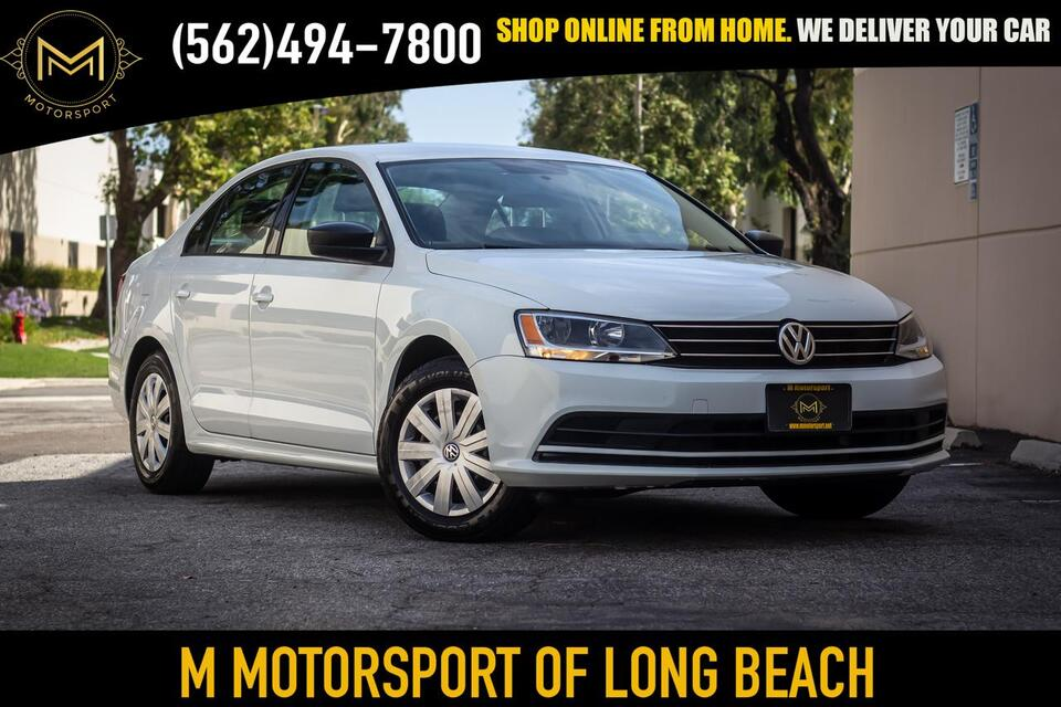 2015_Volkswagen_Jetta_2.0L S Sedan 4D_ Long Beach CA