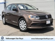 2015_Volkswagen_Jetta_2.0L S Was $13900._ Van Nuys CA