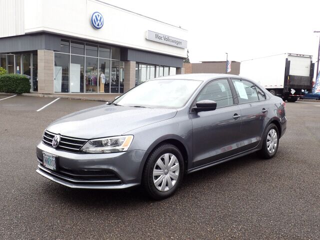 2015 Volkswagen Jetta 2.0L S w/Technology McMinnville OR