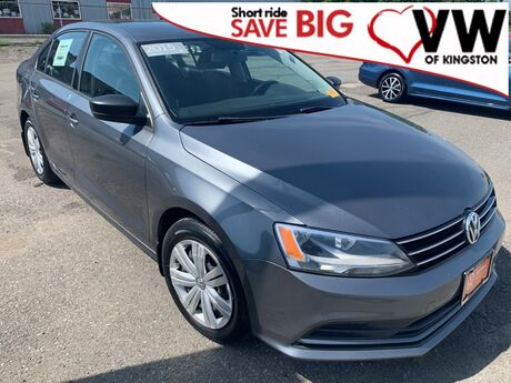 2015 Volkswagen Jetta 2.0L TDI S Kingston NY