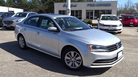 2015_Volkswagen_Jetta_2.0L TDI SE w/Connectivity_ Longview TX