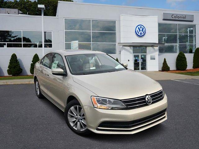2015 Volkswagen Jetta 4dr DSG 2.0L TDI SE w/Connectivity Westborough MA