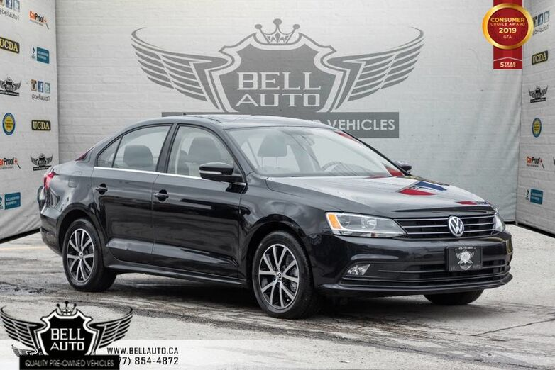 2015 Volkswagen Jetta Comfortline, BACK-UP CAM, SUNROOF, HEATED SEATS, BLUETOOTH Toronto ON