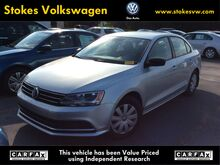 2015_Volkswagen_Jetta_S_ North Charleston SC