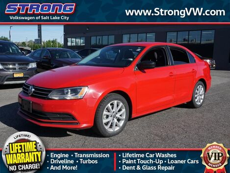 2015_Volkswagen_Jetta_SE_ Salt Lake City UT