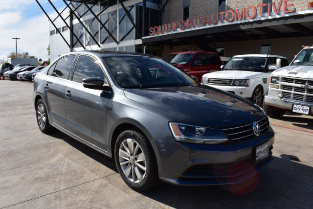 2015 Volkswagen Jetta SE TSi w/ Leather / SunRoof San Antonio TX
