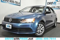2015_Volkswagen_Jetta Sedan_1.8T SE 41K 1 OWN HEATED SEATS KEYLESS ENTRY CRUISE CTRL ALLOYS_ Houston TX