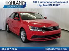 2015_Volkswagen_Jetta Sedan_1.8T SE_ Highland IN
