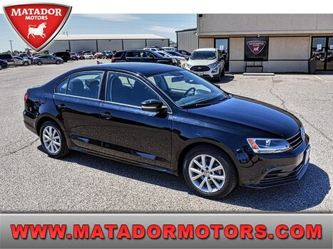 2015_Volkswagen_Jetta Sedan_1.8T SE_ Wolfforth TX