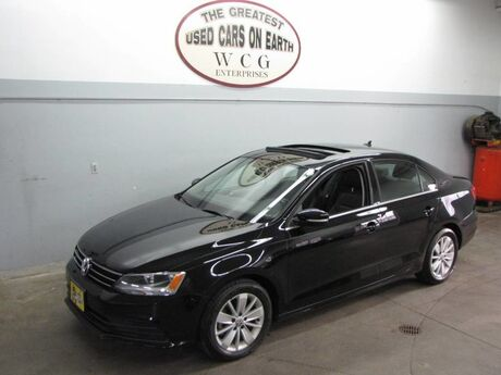 2015 Volkswagen Jetta Sedan 1.8T SE w/Connectivity Holliston MA