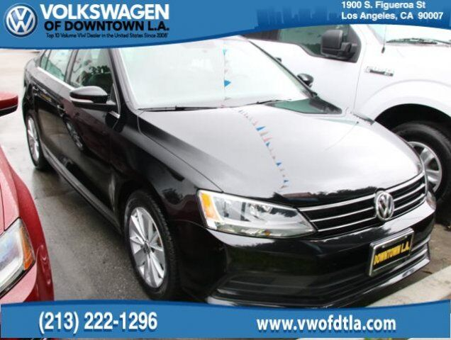 2015 Volkswagen Jetta Sedan 1.8T SE w/Connectivity Los Angeles CA