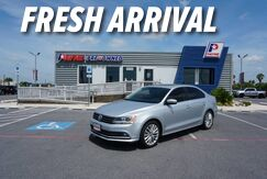2015_Volkswagen_Jetta Sedan_1.8T SE w/Connectivity/Navigation_ Brownsville TX