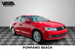 2015_Volkswagen_Jetta Sedan_1.8T SE w/Connectivity/Navigation_ Coconut Creek FL