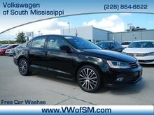 2015_Volkswagen_Jetta Sedan_1.8T SE w/Connectivity/Navigation_ South Mississippi MS