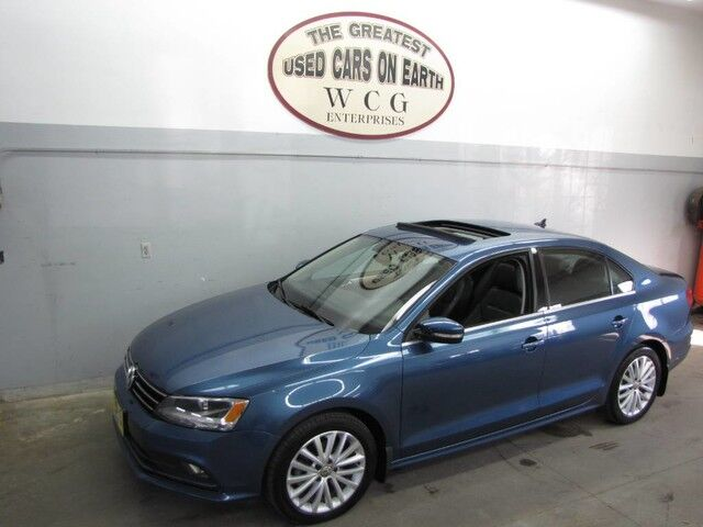 2015 Volkswagen Jetta Sedan 1.8T SE w/Connectivity/Navigation Holliston MA