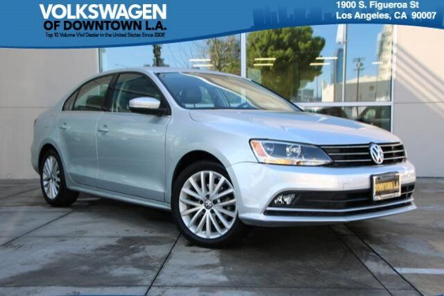 2015 Volkswagen Jetta Sedan 1.8T SE w/Connectivity/Navigation Los Angeles CA