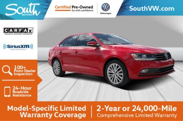 2017 Volkswagen Jetta Sedan 1 8t Se W Connectivity Navigation Miami Fl