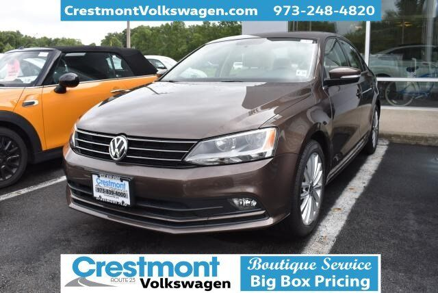 2015 Volkswagen Jetta Sedan 1.8T SE w/Connectivity/Navigation Pompton Plains NJ