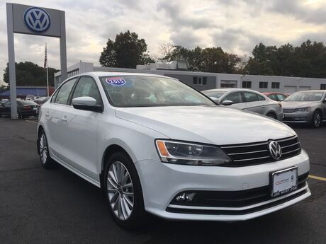 2015 Volkswagen Jetta Sedan 1.8T SE w/Connectivity/Navigation Ramsey NJ