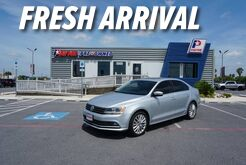 2015_Volkswagen_Jetta Sedan_1.8T SE w/Connectivity/Navigation_ Weslaco TX