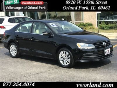 2015_Volkswagen_Jetta Sedan_1.8T SE w/Connectivity_ Orland Park IL