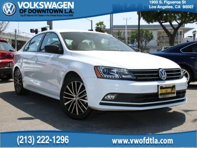 2015 Volkswagen Jetta Sedan 1.8T Sport Los Angeles CA