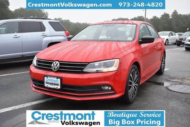 2015 Volkswagen Jetta Sedan 1.8T Sport Pompton Plains NJ