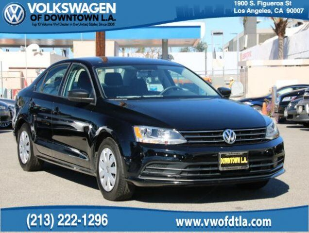 2015 Volkswagen Jetta Sedan 2.0L S Los Angeles CA