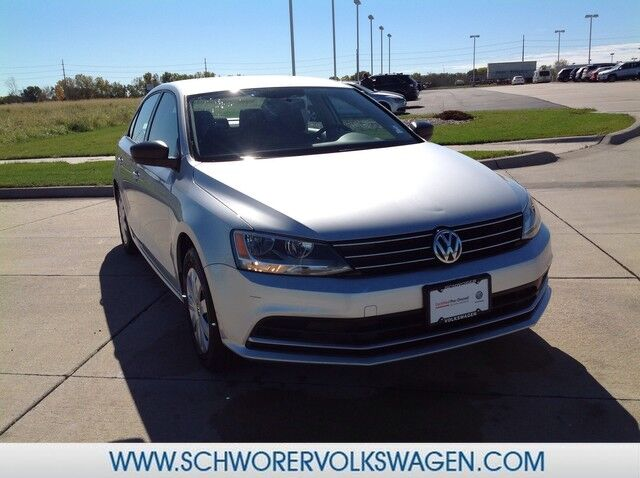 2015 Volkswagen Jetta Sedan 2.0L S W/TECHNOLO Lincoln NE
