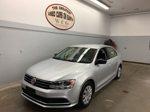 2015 Volkswagen Jetta Sedan 2.0L S w/Technology Holliston MA
