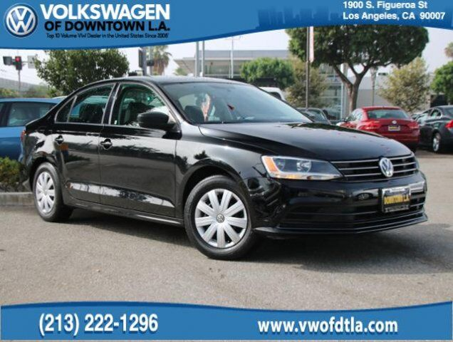 2015 Volkswagen Jetta Sedan 2.0L S w/Technology Los Angeles CA
