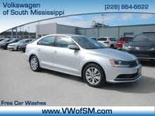 2015_Volkswagen_Jetta Sedan_2.0L TDI S_ South Mississippi MS