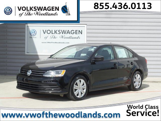 2015 Volkswagen Jetta Sedan 2.0L TDI S The Woodlands TX