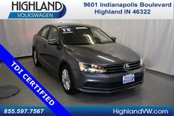2015_Volkswagen_Jetta Sedan_2.0L TDI SE_ Highland IN