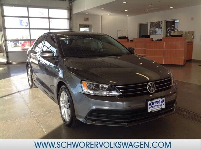 2015 Volkswagen Jetta Sedan 2.0L TDI SE w/Connectivity Lincoln NE
