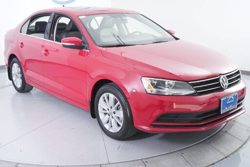 2015_Volkswagen_Jetta Sedan_2.0L TDI SE w/Connectivity_ Longview TX