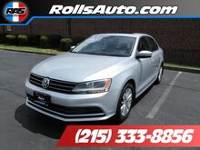 2015_Volkswagen_Jetta Sedan_2.0L TDI SE w/Connectivity_ Philadelphia PA