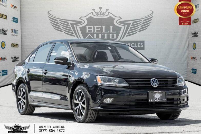 2015 Volkswagen Jetta Sedan Comfortline, DIESEL, NO ACCIDENT, REAR CAM Toronto ON