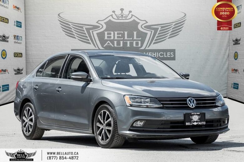 2015 Volkswagen Jetta Sedan Comfortline, DIESEL, REAR CAM, SUNROOF Toronto ON