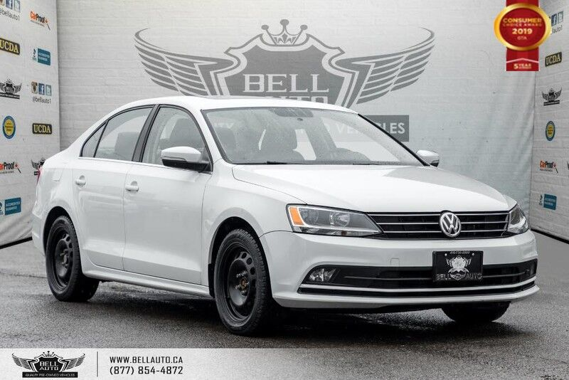 2015 Volkswagen Jetta Sedan Highline, TDI, BACK-UP CAM, SUNROOF, LEATHER, SENSORS