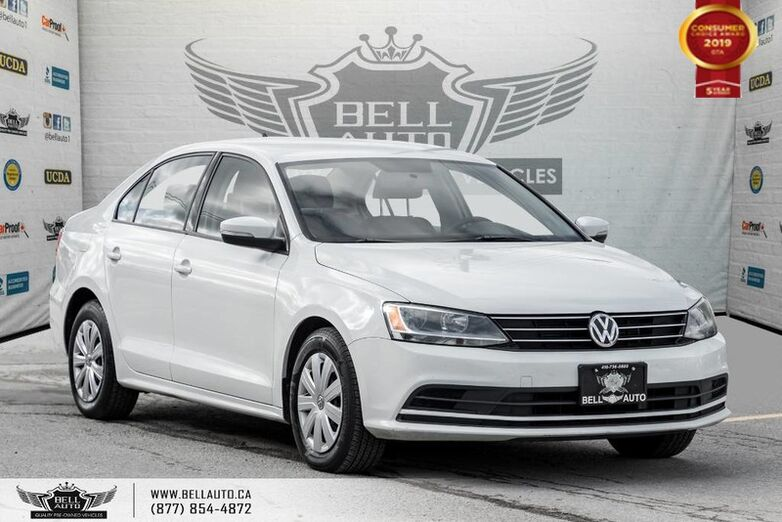 2015 Volkswagen Jetta Sedan Trendline, BACK-UP CAM, HEATD SEATS, CRUISE CNTRL Toronto ON