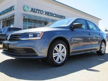 2015_Volkswagen_Jetta_TDI S 6A HTD SEATS, AUX INPUT, BLUETOOTH, SAT RADIO, CRUISE, CD PLAYER, CLOTH SEATS_ Plano TX