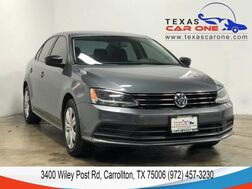2015_Volkswagen_Jetta_TDI S AUTOMATIC HEATED SEATS BLUETOOTH CRUISE CONTROL SATELLITE_ Carrollton TX