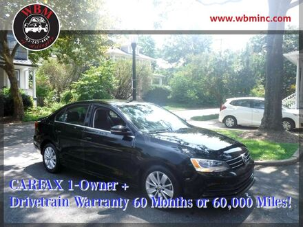 2015_Volkswagen_Jetta_TDI SE w/ Connectivity_ Arlington VA