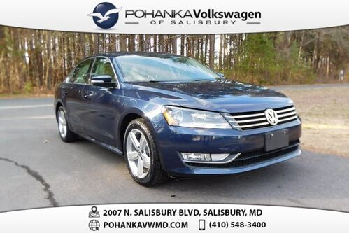 2015_Volkswagen_Passat_1.8T Limited Edition ** CERTIFIED ** 36+ MPG **_ Salisbury MD