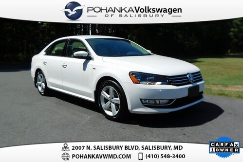 2015_Volkswagen_Passat_1.8T Limited Edition ** ONE OWNER ** 36+ MPG **_ Salisbury MD