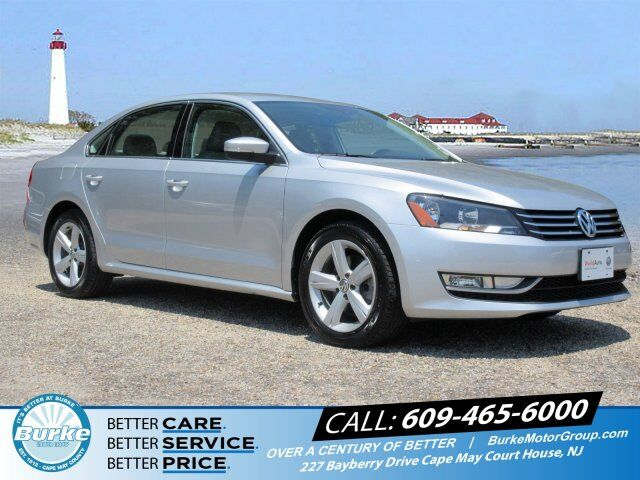 2015 Volkswagen Passat 1.8T Limited Edition South Jersey NJ