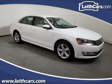 2015_Volkswagen_Passat_1.8T Limited Edition_ Cary NC