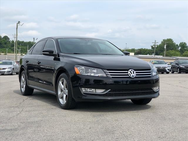 2015 Volkswagen Passat 1.8T Limited Edition Chattanooga TN