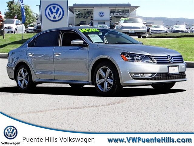2015 Volkswagen Passat 1.8T Limited Edition City of Industry CA